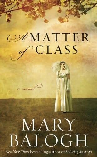 BALOGH Mary : A Matter Of Class 1_ulyy10