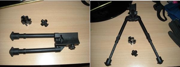 Réplique, équipements et accessoires Bi-pie11