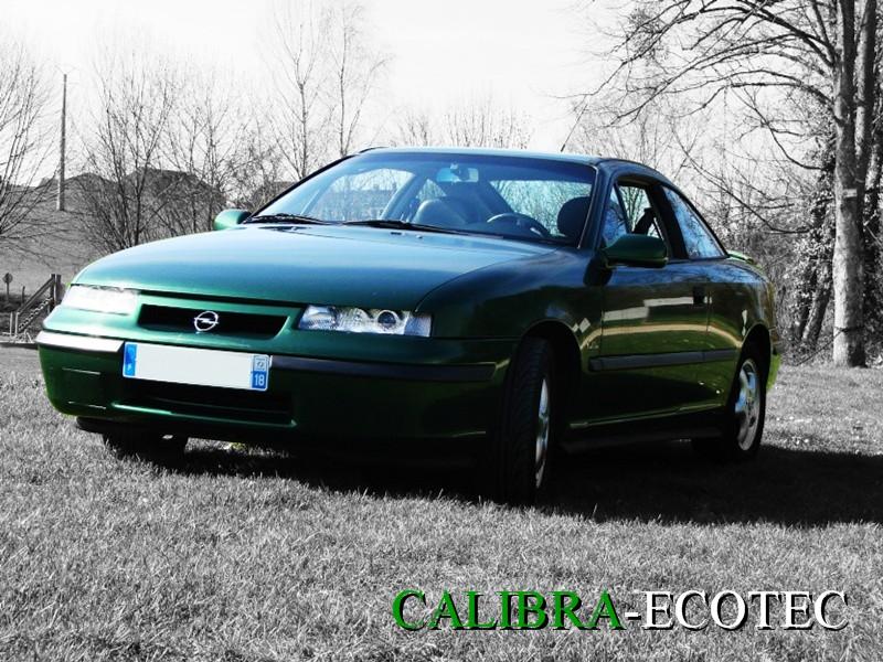 Ma Calibra 2.0 16V Ecotec... / les évolutions, etc.. - Page 3 Dsc04518