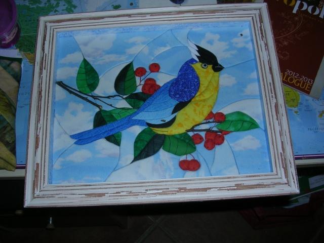 les visiteurs à plumes sauvages - 1 - Page 21 Dscn5125