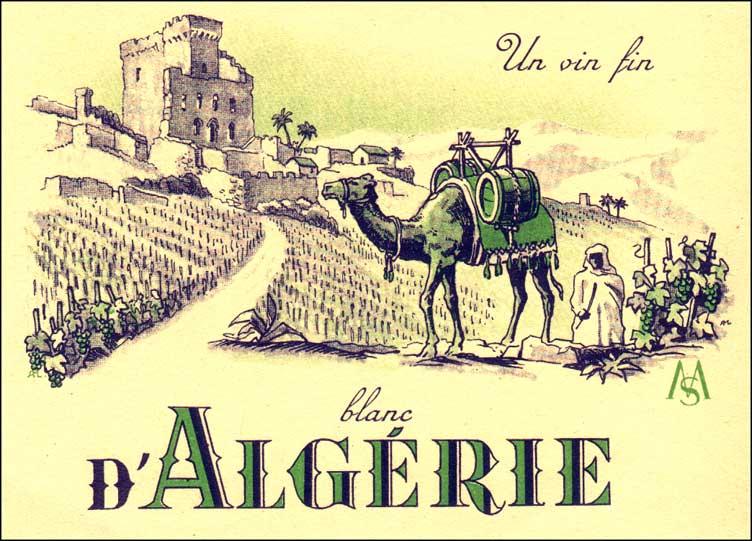 Les rations et l'alimentation de nos soldats en Algérie Label-10