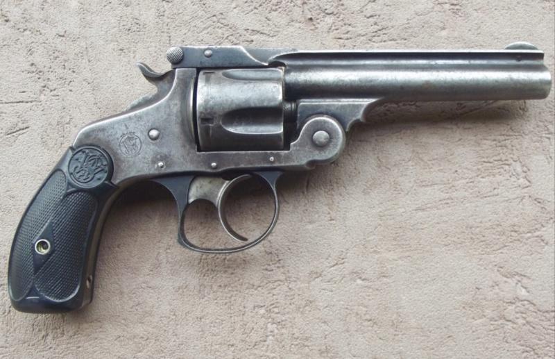 Avis Smith & Wesson Safety Hammerless 9c4b4210