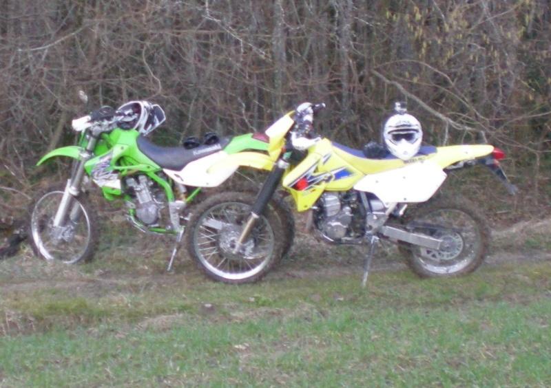 Le maroc en KLX 300 et DRZ400  Dscn2912