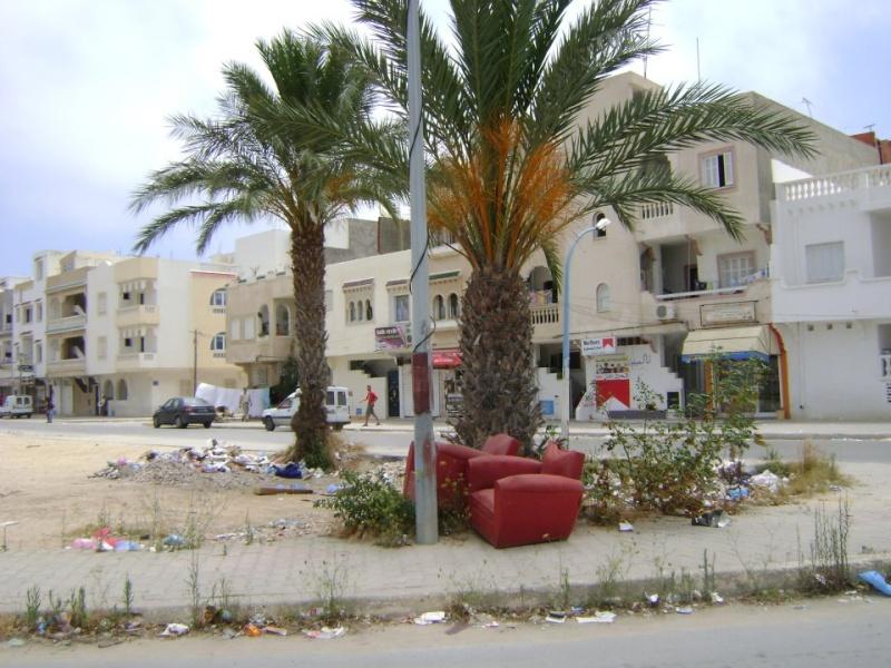 Monastir : elle etait une fois la plus propre ville de la Tunisie 38031810