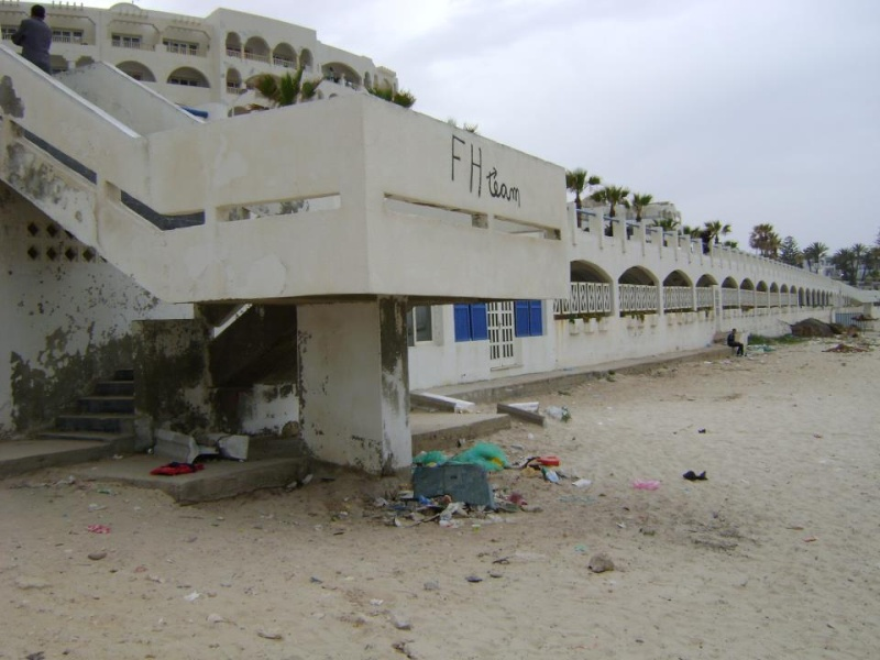 Monastir : elle etait une fois la plus propre ville de la Tunisie 54045110