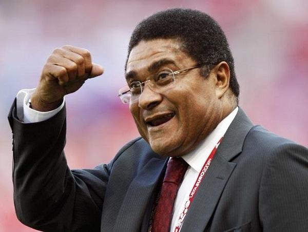 Eusebio, la «panthère noire», est décédé, le monde du foot en deuil 60902210