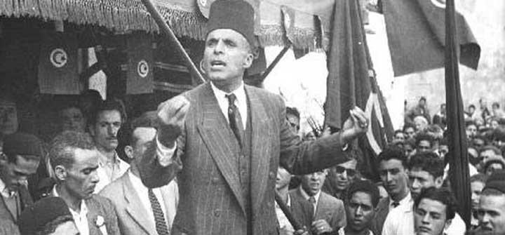 20 mars 1956: L'indépendance de la Tunisie [ Vidéo ] Mars10