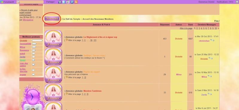 Nouveaux arrivants : vos premiers pas sur le forum Sans_t14