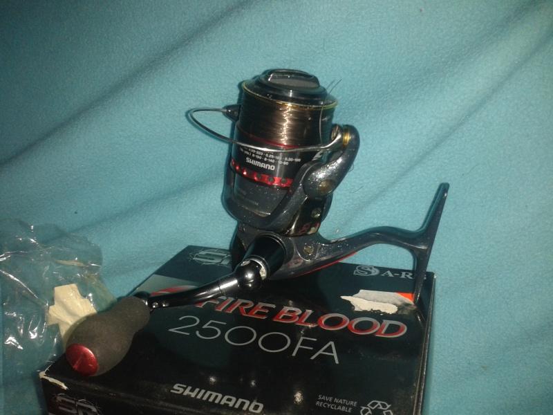 AV moulinet SHIMANO Fireblood 2500 FA 2014-011