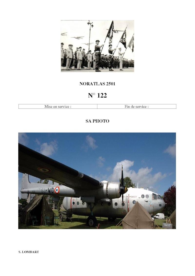 Noratlas 122 N_12210