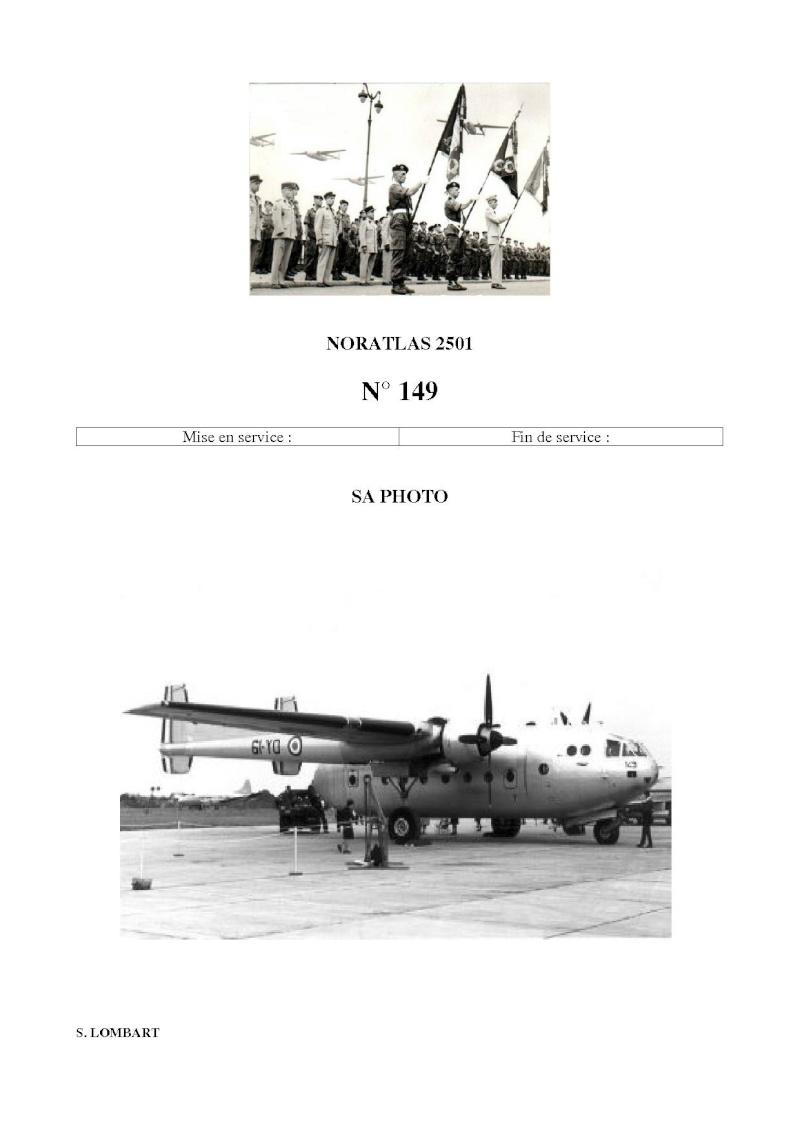 Noratlas 149 N_14910