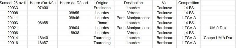 2014-04-26 / Pèlerins pour le samedi 26 avril 2014. Ld-26-10