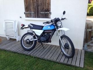 DTMX 125 cc MEMBRES : Personnalisées Photo210