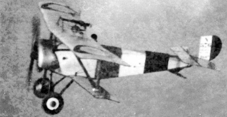 Hélice sur Nieuport 11 - Demande d'information. 19-210