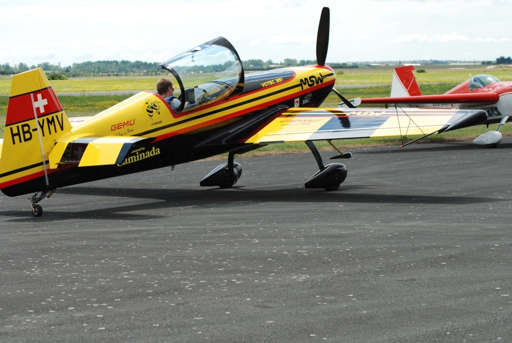 Avions de voltige à Fontenay le Comte 60207710