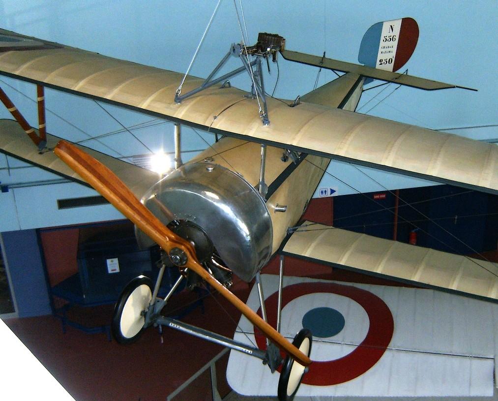 Hélice sur Nieuport 11 - Demande d'information. Hpim0410