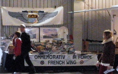 Bernard Delfino, du French Wing de la CAF ... P4010010