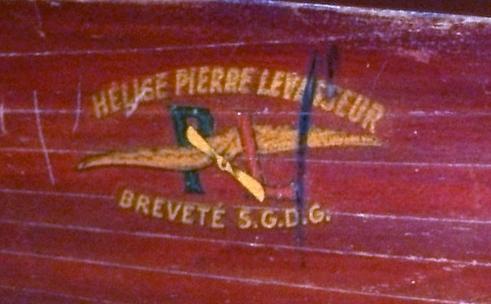 Hélice sur Nieuport 11 - Demande d'information. P4272810