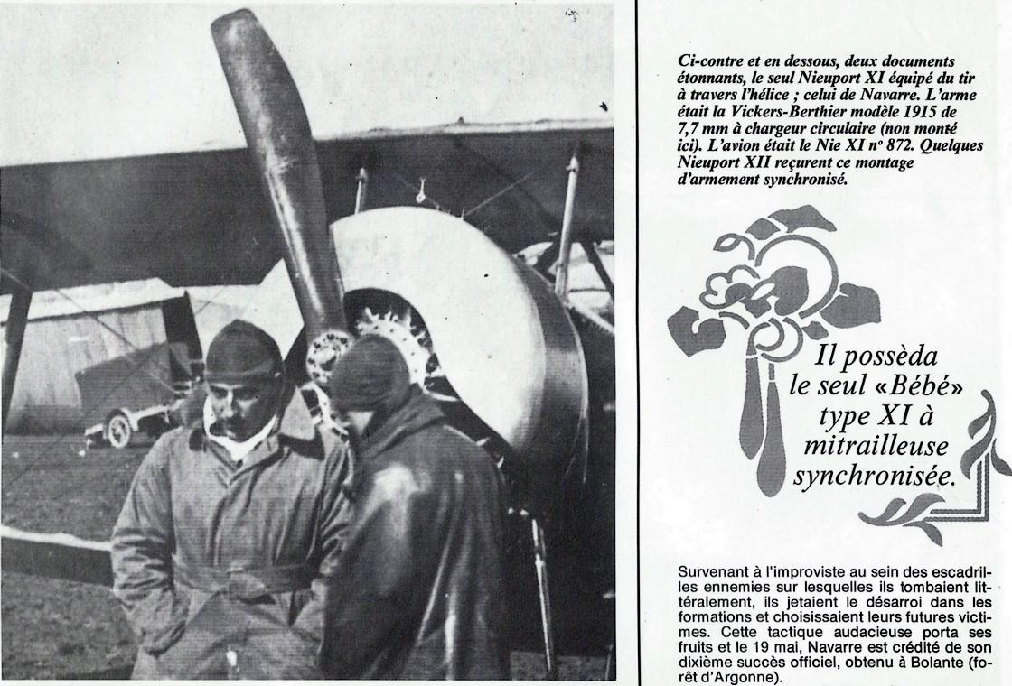Hélice sur Nieuport 11 - Demande d'information. Scan0113
