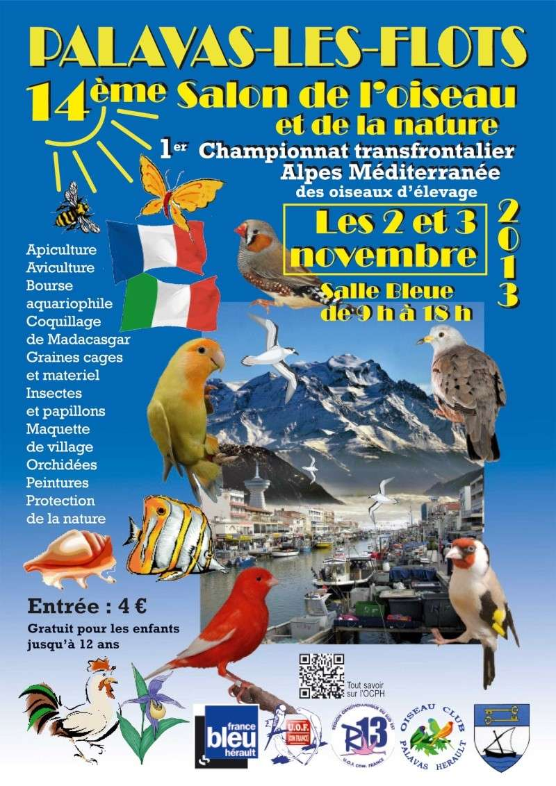 "Championnat transfrontalier 2013 Alpes Méditerranée ""France / Ita Affich10"