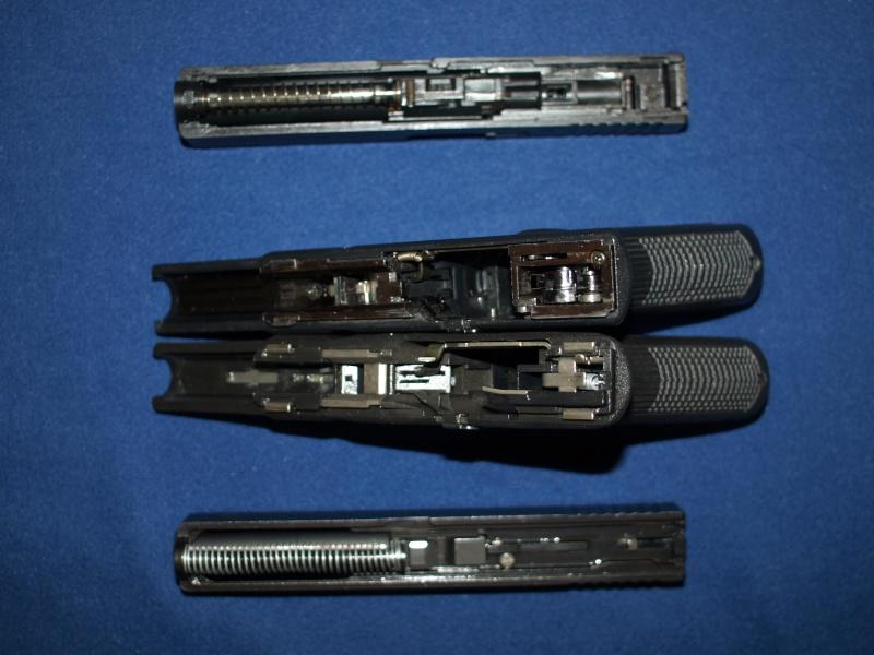 [Reportage photo] Glock 17 (RS vs MARUI) P1011715
