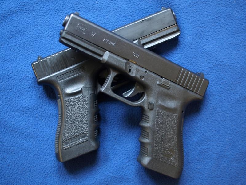 [Reportage photo] Glock 17 (RS vs MARUI) P1011721