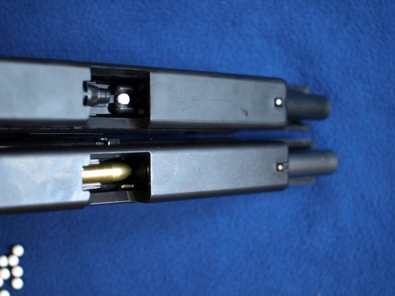 [Reportage photo] Glock 17 (RS vs MARUI) P1011813
