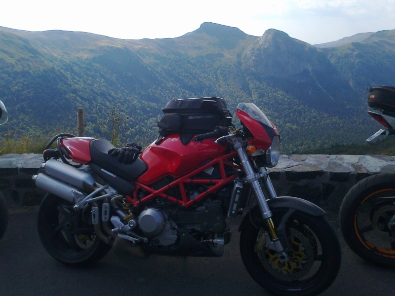 Ducati Monster 996 S4r + sa copine de piste ! Photo010
