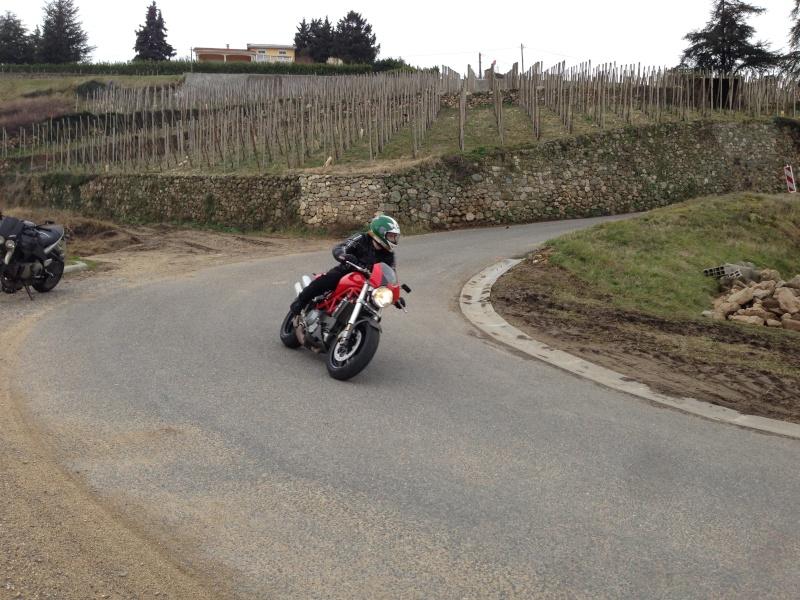 Ducati Monster 996 S4r + sa copine de piste ! Photo_11