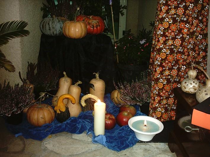 Halloween ce soir  Courge12