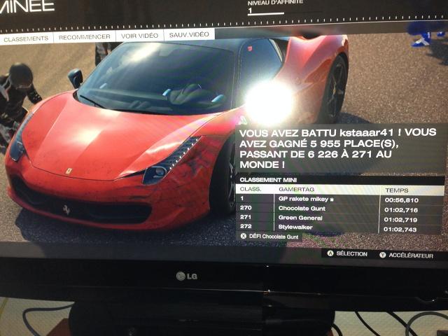 Mon classement Forza 5 00210