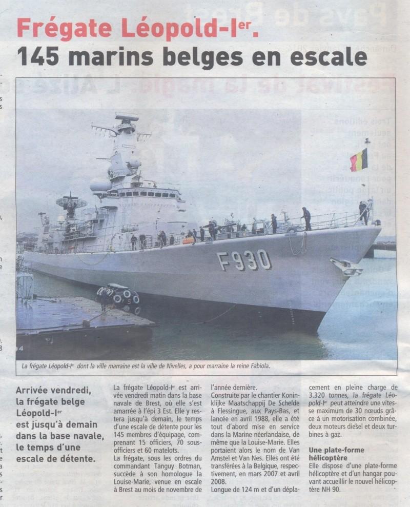 [Les ports militaires de métropole] Port de BREST - Page 5 Fragat10