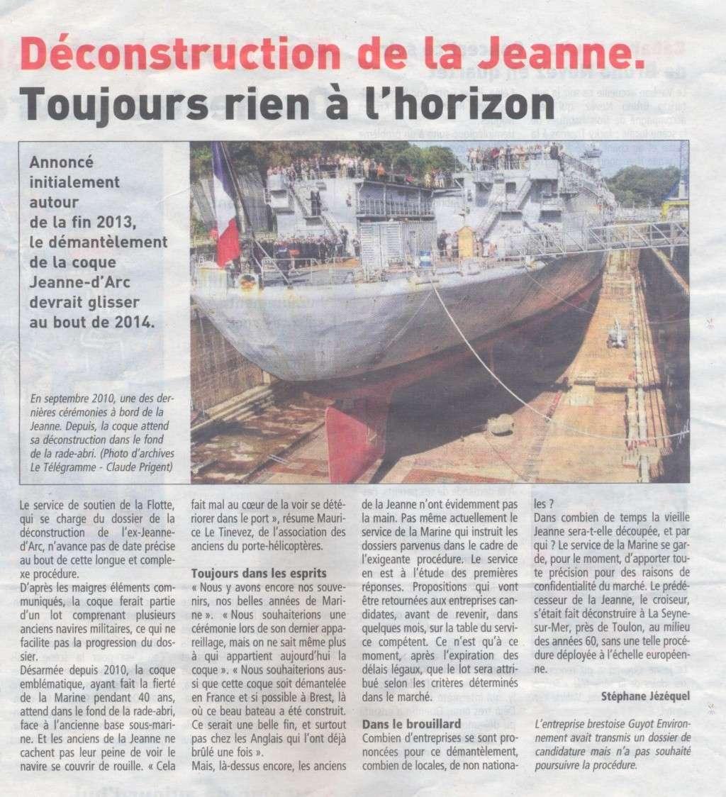 [Autre sujet Marine Nationale] Démantèlement, déconstruction des navires - TOME 1 - Page 22 Jda_0010
