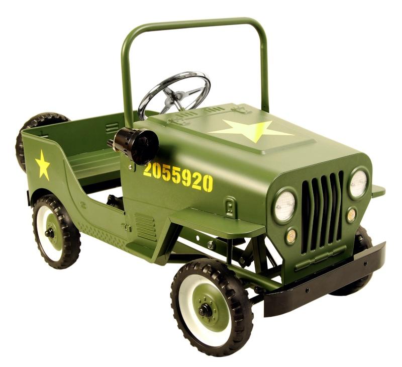 PEDAL CARS 9601-j10