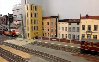 Bruxelbourg Central - Un réseau modulaire urbain à picots Module10