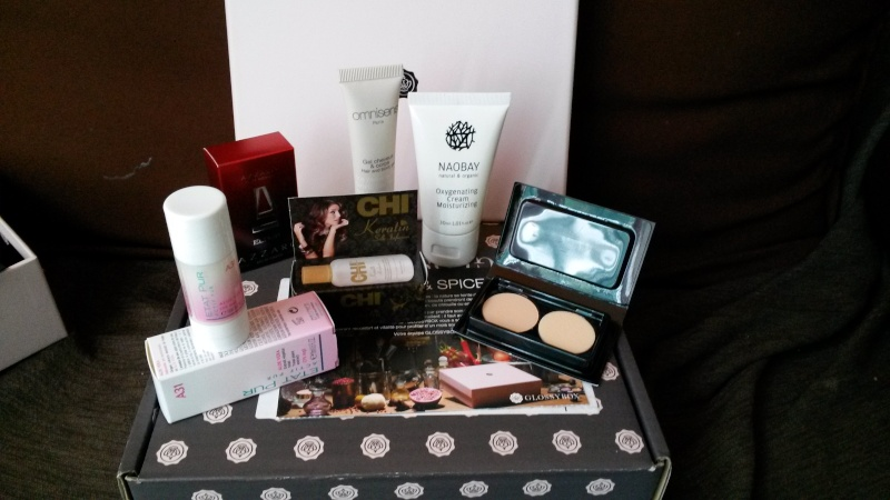 "[Octobre 2013] Glossybox ""Sugar & Spice"" - Page 5 2013-110"