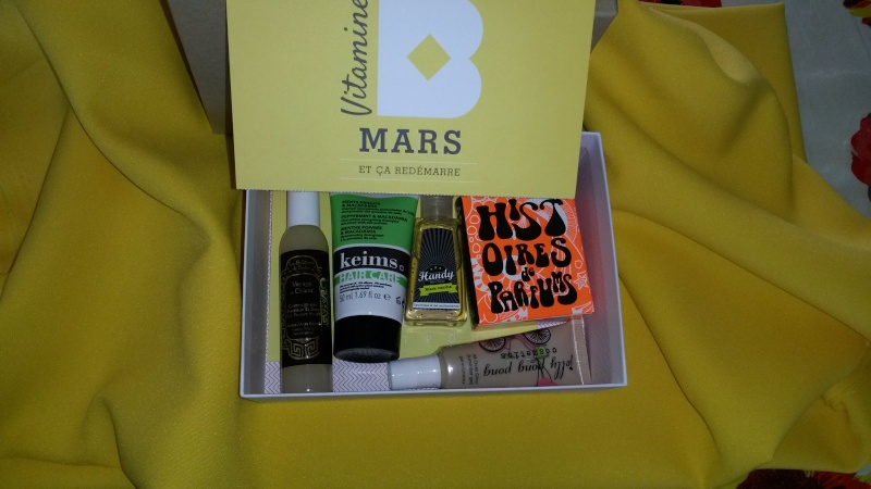 [Mars 2014] Birchbox - Page 3 20140310