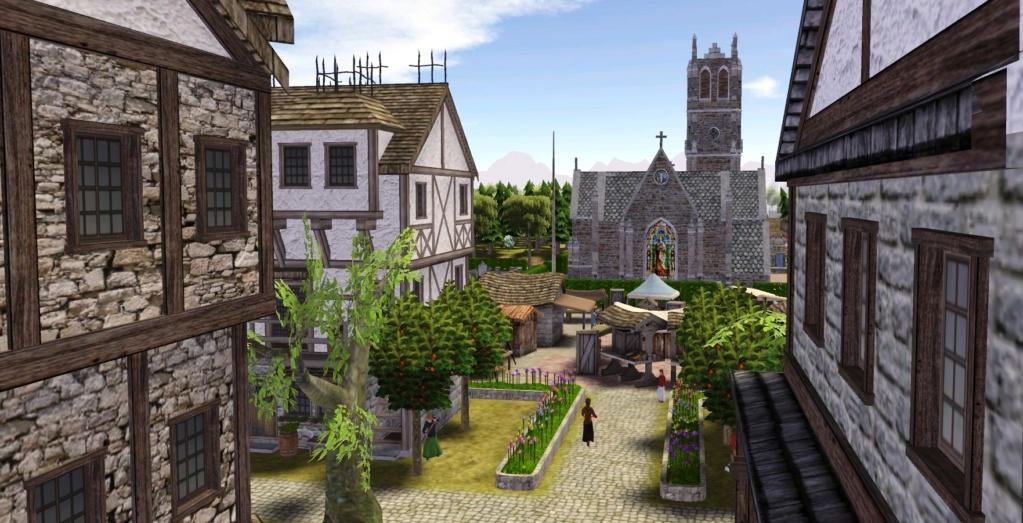 Medievalys sur Banished Campag14