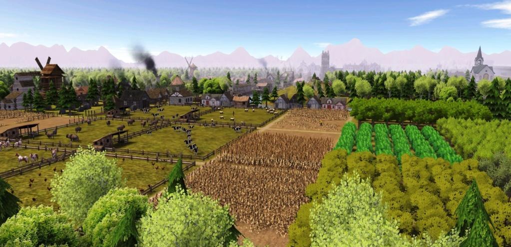 Medievalys sur Banished Campag15