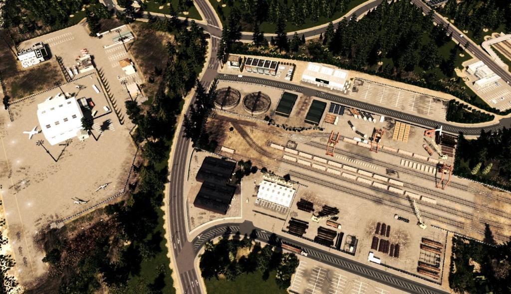 [CS+SC4] Vallée de la Radec - Page 5 Gare_013