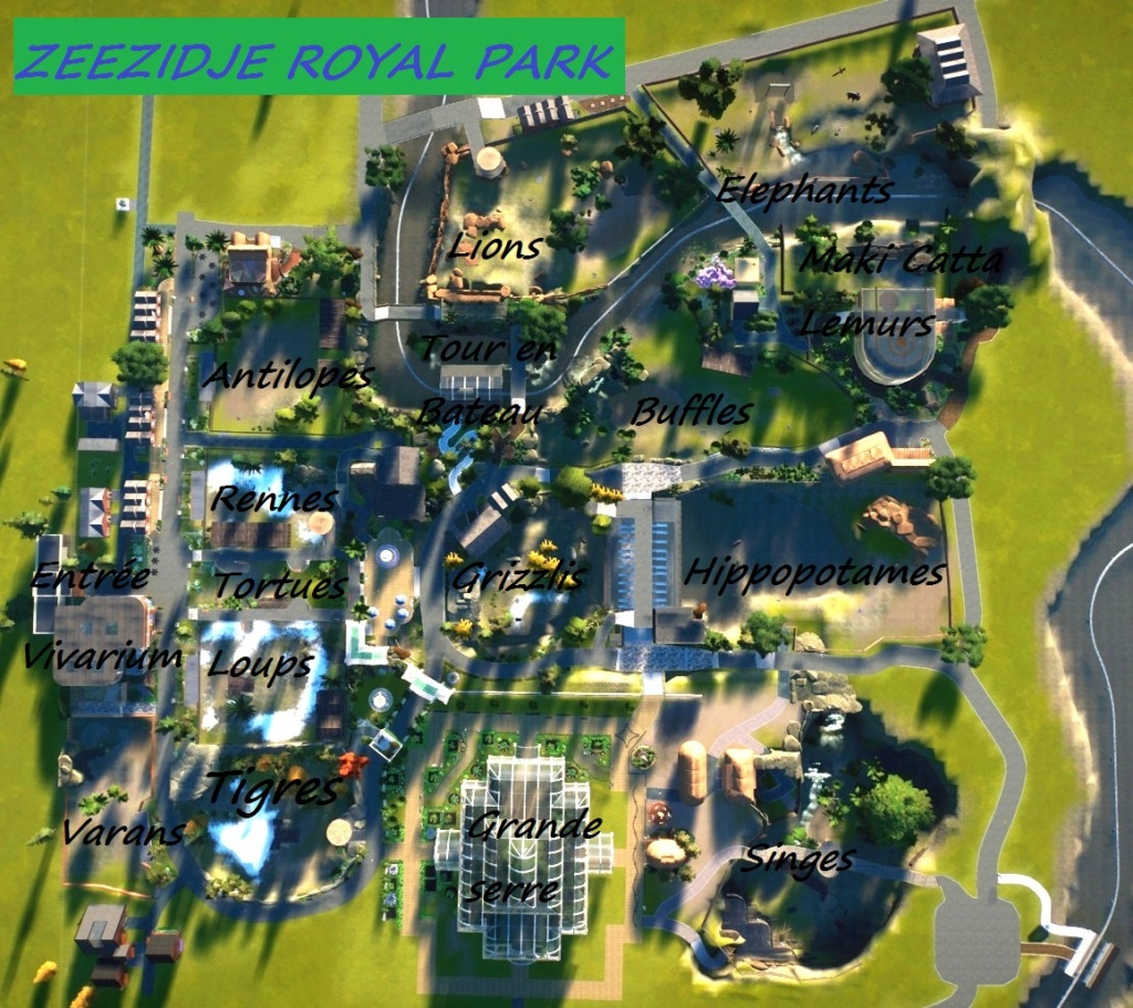 Le Zeezijde Royal Park - Noordzolder - Langetong - Page 4 Plan10