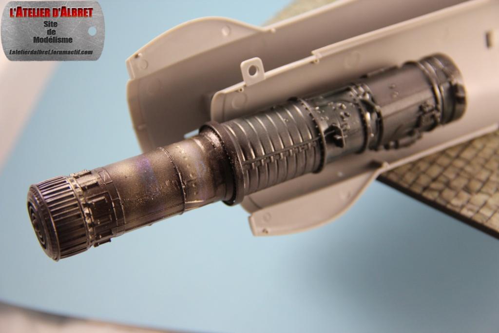1/48 F105D Memphis Bell II - Hobby boss F105d010