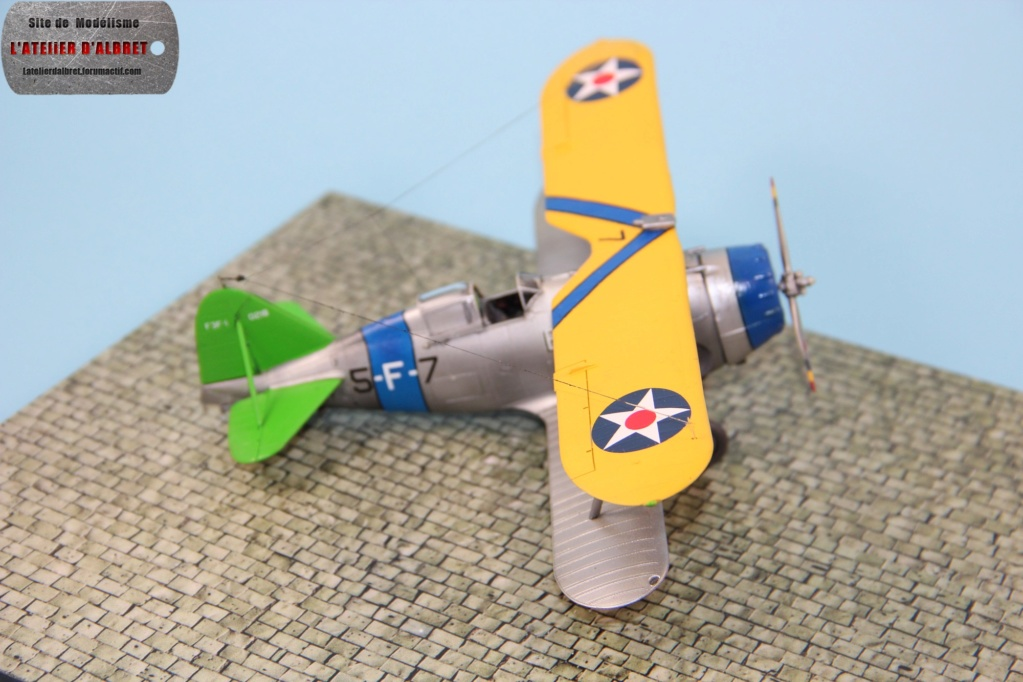 1/48 Grumman F3F-1 Accurate Miniatures Img_1823
