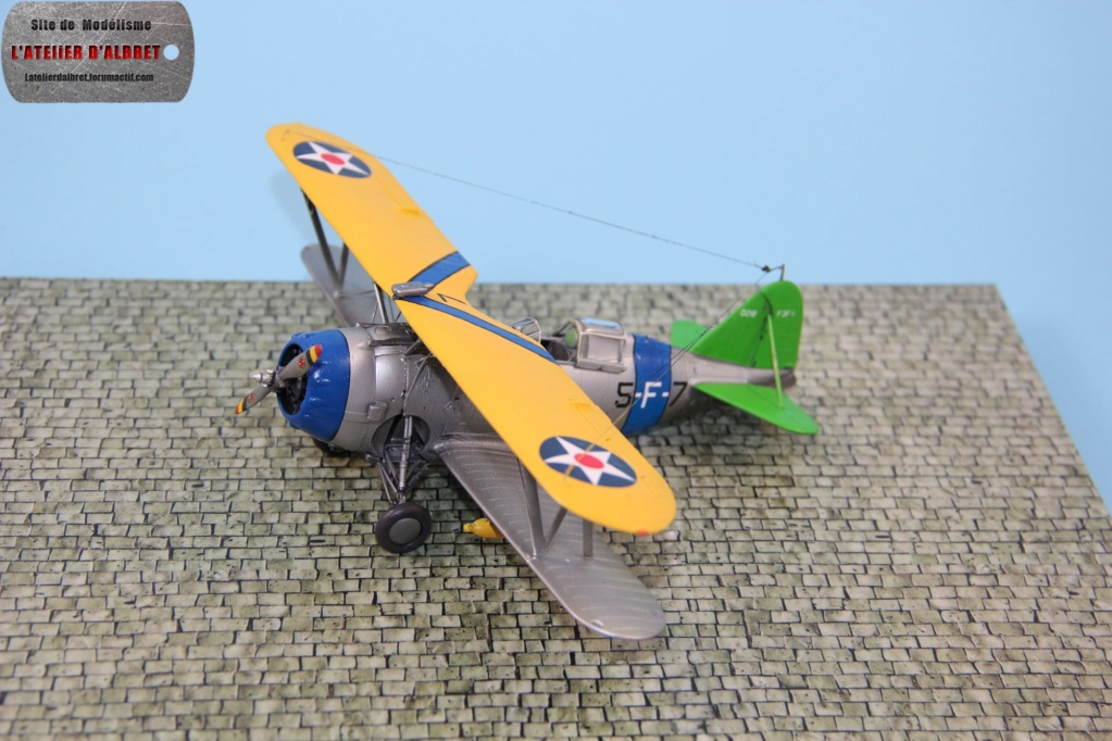 1/48 Grumman F3F-1 Accurate Miniatures Img_1824