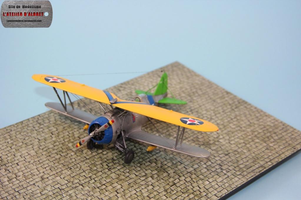 1/48 Grumman F3F-1 Accurate Miniatures Img_1825