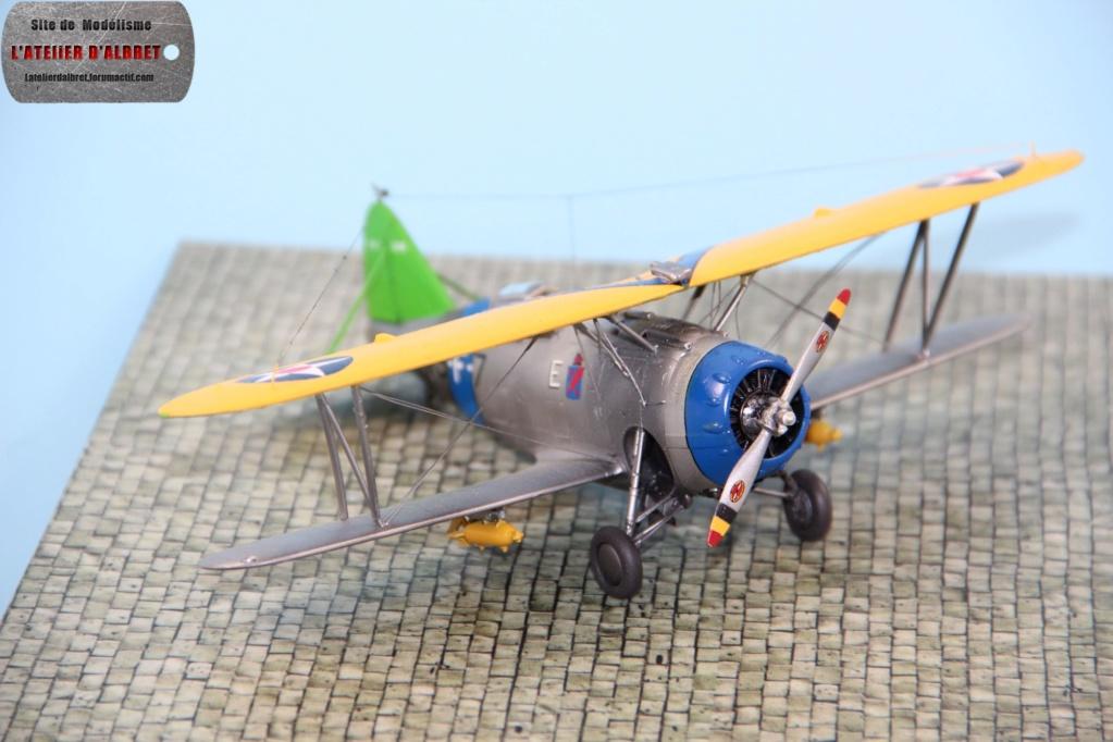 1/48 Grumman F3F-1 Accurate Miniatures Img_1826