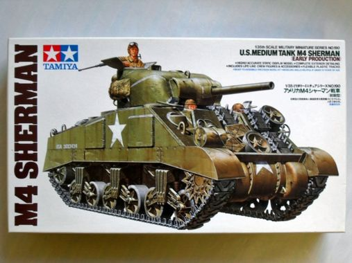 SHERMAN M4 Early - Tamiya - 1/35 M4earl10