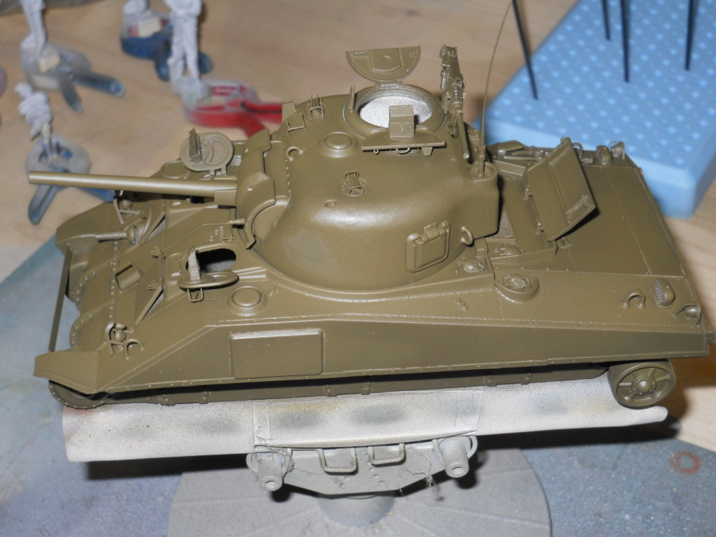 SHERMAN M4 Early - Tamiya - 1/35 M4earl11