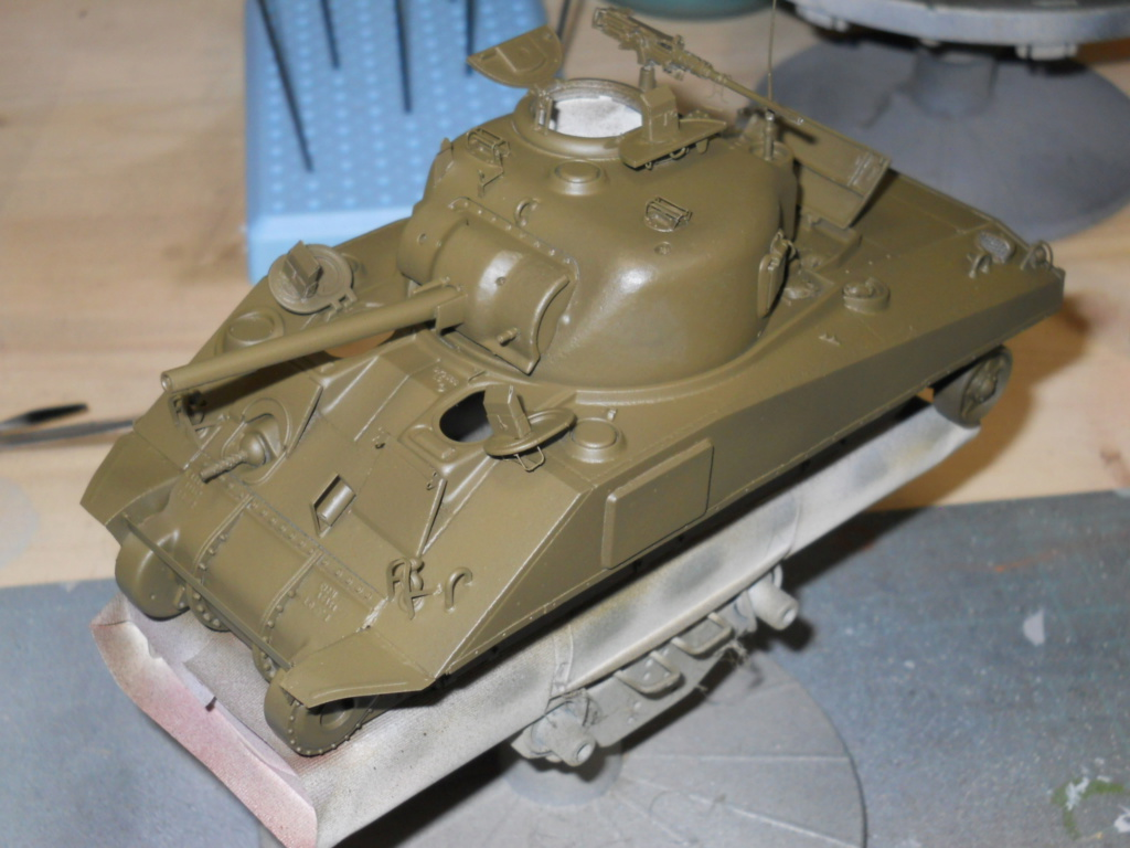 SHERMAN M4 Early - Tamiya - 1/35 M4earl12