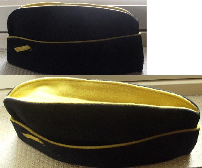 Bonnet de Police Chasseur (VENDU) Gourbi22